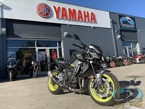 2018 Yamaha MT10 Moorebank Liverpool Area Preview