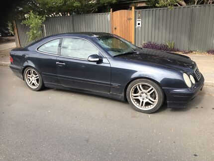 V8 Mercedes clk 430 Ascot Park Marion Area Preview