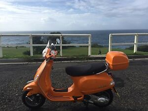Vespa LX 150 cc - Outstanding scooter Marrickville Marrickville Area Preview
