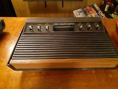 Atari 2600 LIGHT SIXER Video Game Console