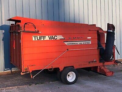 Agri Metal Turf Vac 8000 Sweeper