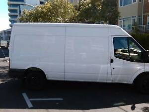 Delivery And Move - A Van with 1 or 2 Men - Best Price Port Melbourne Port Phillip Preview