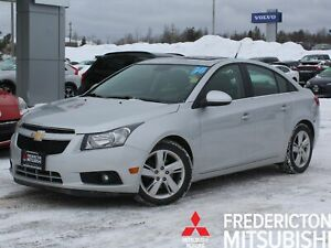 2014 Chevrolet Cruze DIESEL HEATED LEATHER | BACK UP CAM | SU...