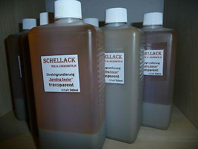 500g Schellack Schellackflocken Blätterschellack Antik Geigenlack Lemon Politur