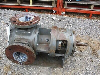 Tuthill Pump No Tag Shaft 4 12x 1 182 2 78 X3 251020k Used