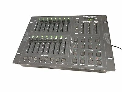 American DJ STAGE PAK 1 Stage Lighting Control
