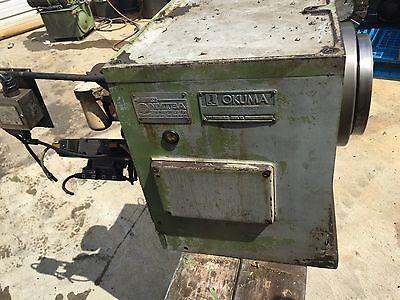 Okuma Lb15 Lb 15 Headstock Cnc Lathe Turning Center Spindle Warranty