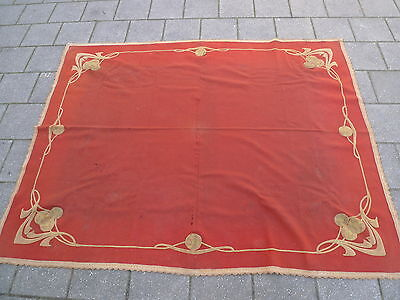 Antique Tablecloth__180cm x 138cm ___ Original
