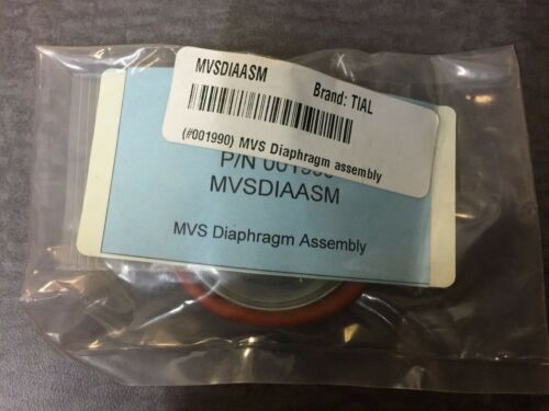 Diaphragm Asm For Tial Mvs Gate For V-banded 38mm Mv-s Wastegates Pn: Tial001990