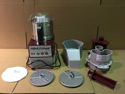 Robot Coupe R2n Ultra Commercial Food Processor With 3 Quart Bowl