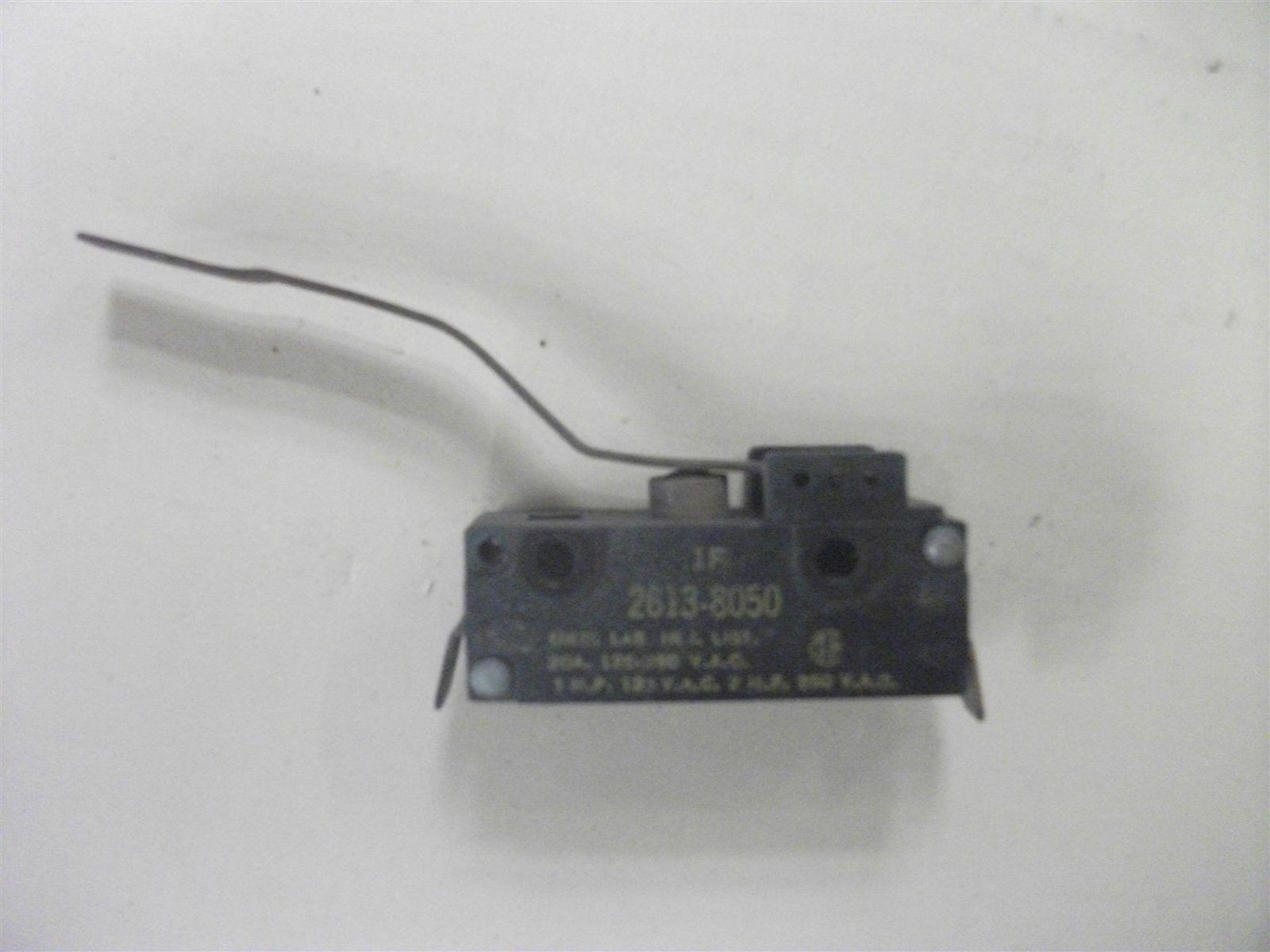 122116 ORIGINAL 24V LINT DRAWER SWITCH FOR  AMERICAN DRYER