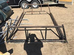 Frame for truck bed
