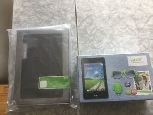ACER Iconia One 7 Android Tablet/With Case in pic-BRAND NEW!