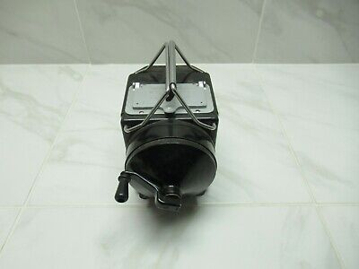 Biddle Co. Vintage Megger Insulation Tester Meg Type 500 Volts D-c B1101496