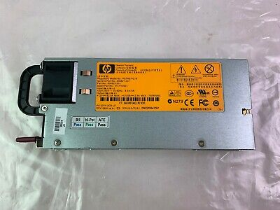 2x HP 750W Switching Power Supply DL380 G6 G7 HSTNS-PL18 511778-001 506822-201
