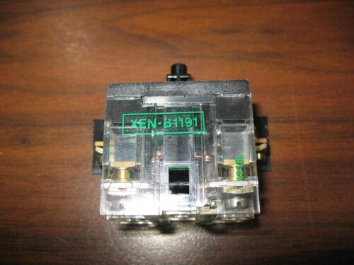 New Telemecanique XEN-B1191 Contact Block