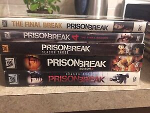 Prison Break season 1-5