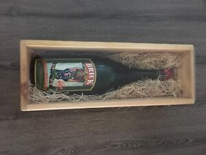 Brick Brewery 20th anniversary collectible bottle