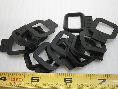 Electrovert N-1 Rubber Loop For Cradle Clip Lot Of 65 809