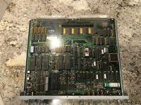 WMS//WILLIAMS DOTMATION OR 400 SERIES SLOT MACHINE MPU//CPU PROCESSOR BOARD