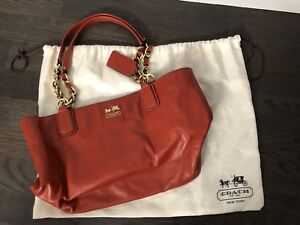 Coach Leather purse/handbag