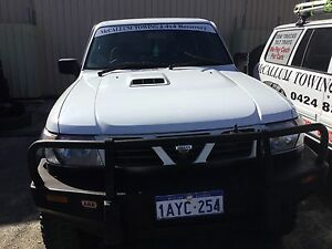 V8 350chev gu patrol no swaps cash only Wangara Wanneroo Area Preview