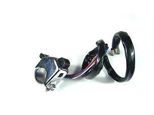 Abblendschalter mit Hupenknopf für Simson SR2 und BMW