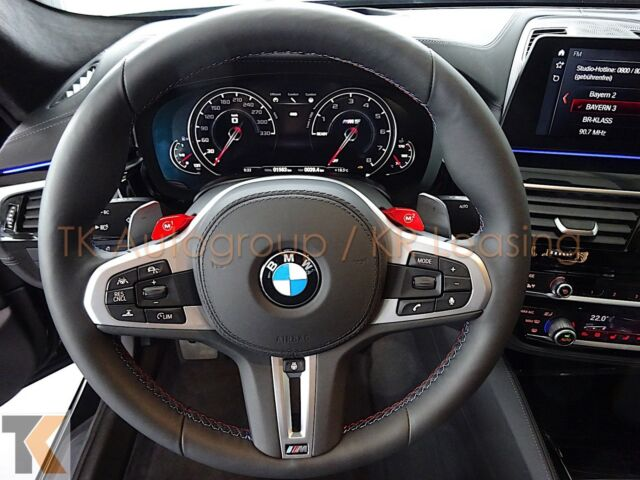 BMW M5 *M-Driver's Paket/ B&W/ Fond-Entertaiment*