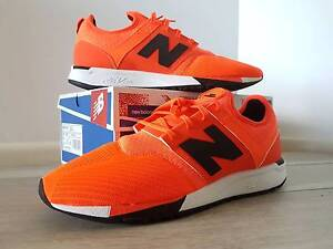 New Balance 247 Sport Size 11 Limited Edition Orange Windaroo Logan Area Preview