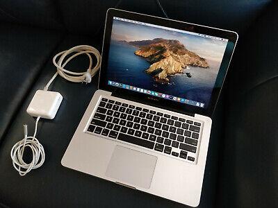 Apple Macbook Pro 13 Intel i5 2.5GHz,8GB,500GB,MacOS Catalina 2019,Office