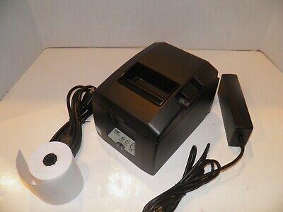 Star Tsp650ii Thermal Pos Receipt Printer Bluetooth 654iibi2-24 New Out Of Box