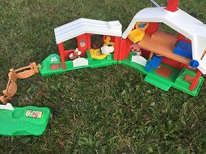 Ferme Fisher-Price Little People