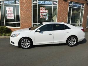 2013 Chevrolet Malibu 2LT w/ Auto-Start, Power Seat, 18 Alloys