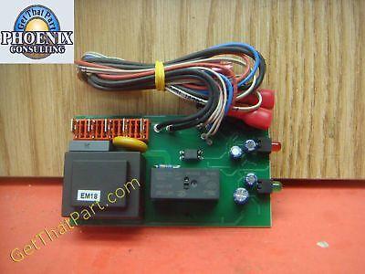 HSM 125 Shredders Main Light Barrier Control Board 1111505014 New