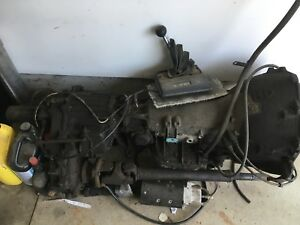 Chev k20 diesel transmission TURBO 400