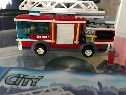 Lego City Fire Truck 4208 Toys Indoor Gumtree Australia