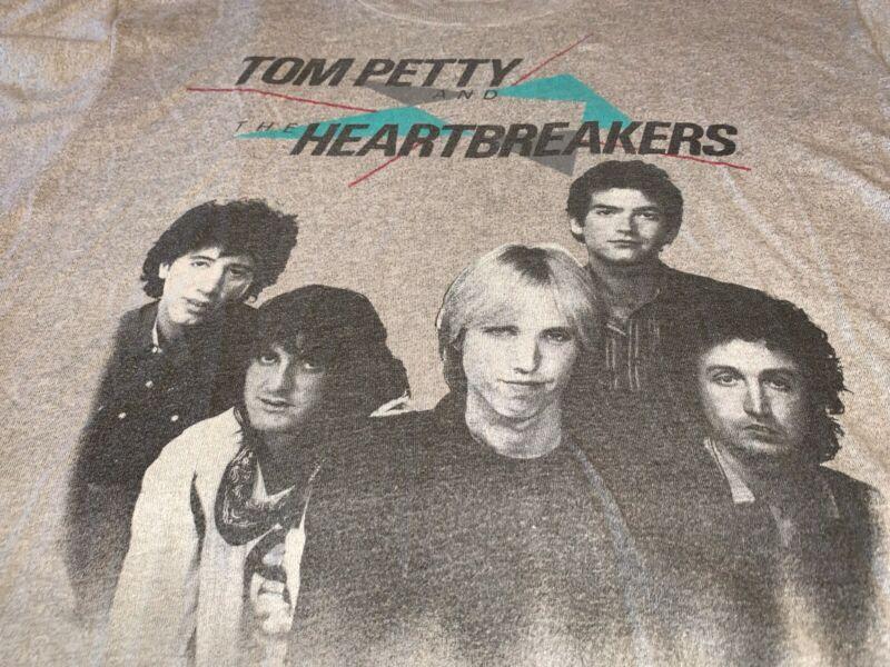 Vintage Tom Petty & Heartbreakers 1983 Los Angeles Forum XL
