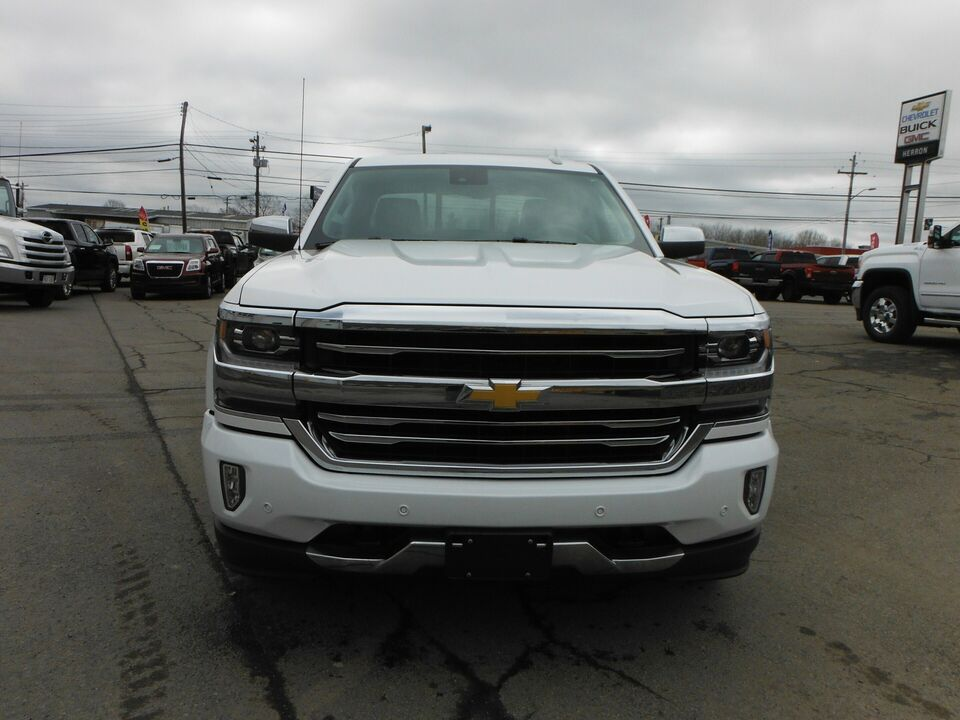2017 Chevrolet Silverado 1500 High Country ($313 Bi-Weekly ...