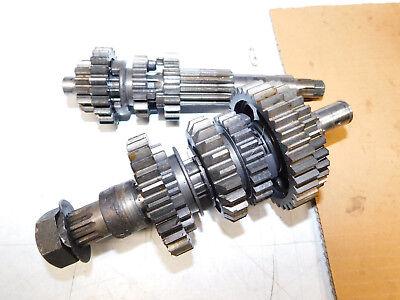 suzuki LT230S quadsport 230 transmission gears shafts assembly 1985 1986 1987 88