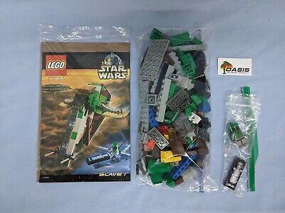 Lego Star Wars 7144 Slave I - Complete Set