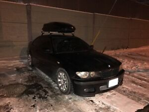 BMW E46 330ci ZHP 6SPEED PART OUT *tires & rims*