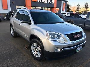 2007 GMC Acadia SLE with new safety