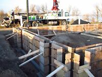 Solid Foundations Concrete Forming