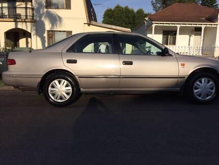 2000 Toyota Camry Sedan Concord Canada Bay Area Preview