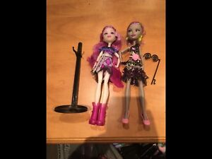 Monster High Dolls Welcome To Monster High