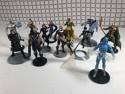 Marvel Avengers Lot of 9 Disney Store PVC Figures B