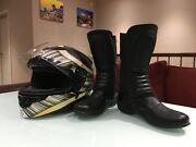 Bell RS-1 RSD Flash Bronze Full Face Helmet with bag - Size S Clayton Monash Area Preview