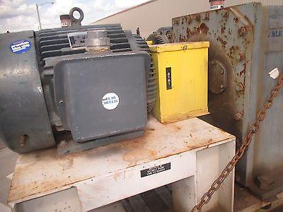 75hp Marathon Electric Motor 1750rpm 365t 230 460v Tefc