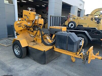 Carlton Stump Grinder Tree Equipment