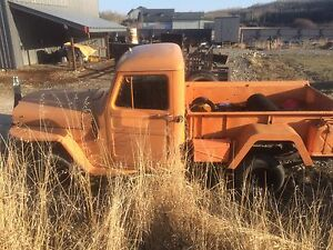 1948 jeep willy